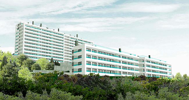 Edificio idahue