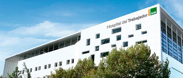 Hospital del Trabajador Santiago